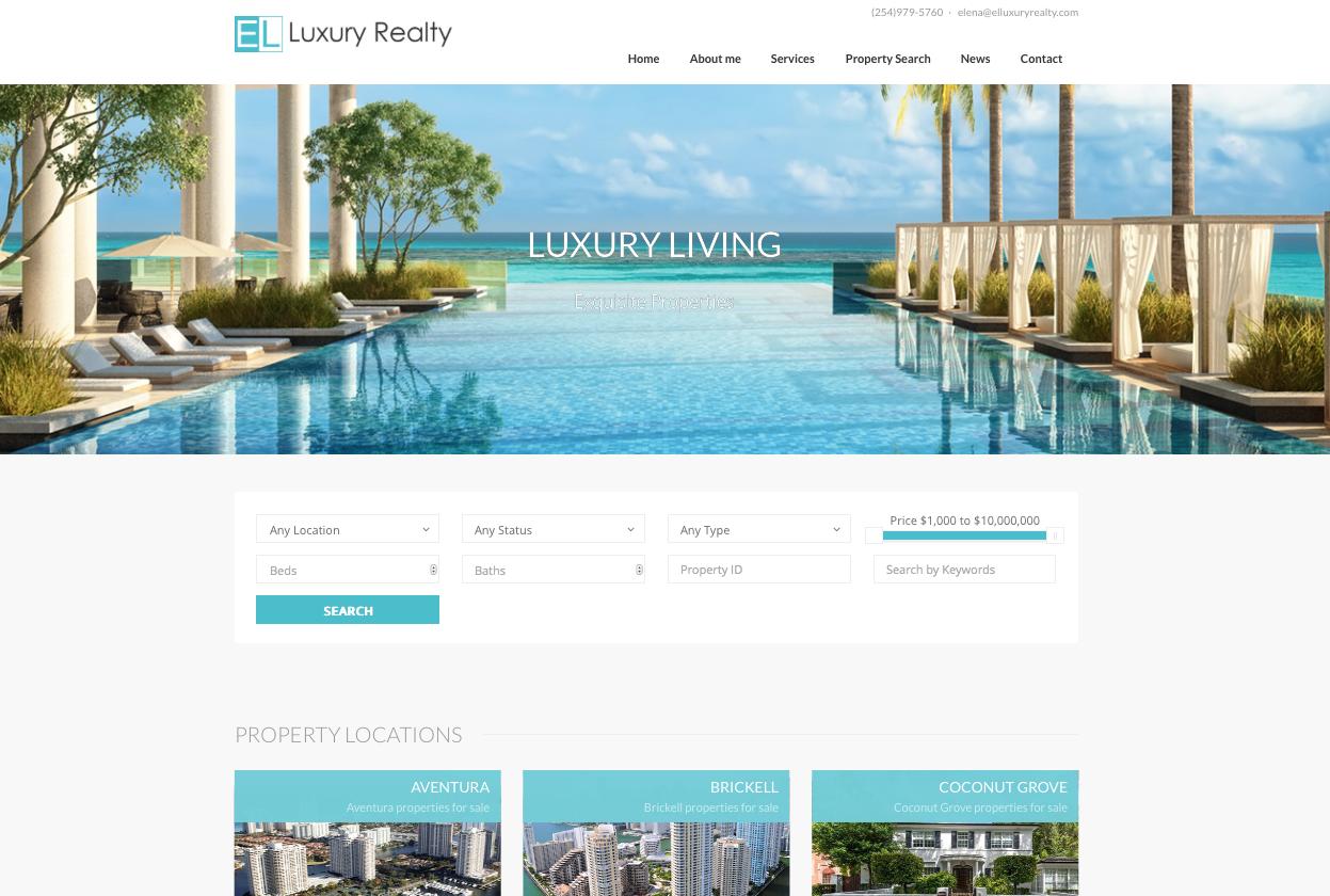 Home / EL Luxury Realty. Elluxuryreallty